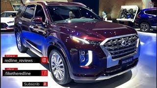 2020 Hyundai Palisade – Redline: First Look – 2018 LA Auto Show