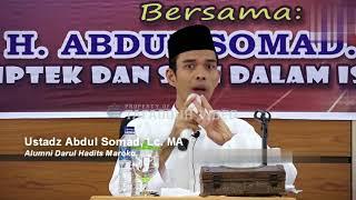 Qadha Puasa di Senin Kamis, Niat dan Pahalanya | Ust. Abdul Somad, Lc. MA