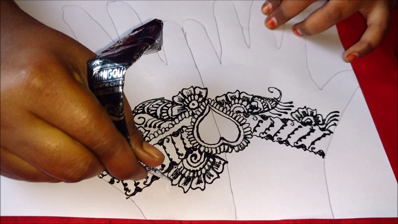 simple mehndi designs for beginners home | mehndi designs for ...