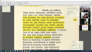 28 | Sinjoro Tadeo 4: 211-352 | Pan Tadeusz - 에스페란토 판 타데우시 4권 공부 (zoom)