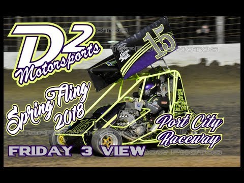D2 Motorsports - Port City Raceway Spring Fling - 3 view Friday