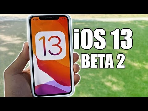 iOS 13 BETA 2 - New Features and CarPlay Improvements.