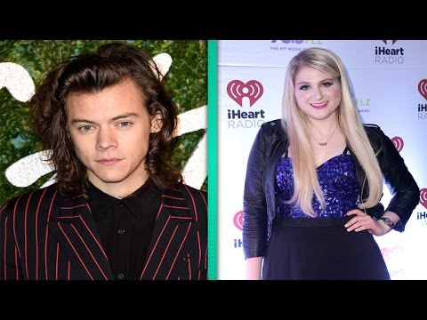 Meghan Trainor And Harry Styles Wrote A Love Song