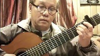 Đêm Lang Thang (Vinh Sử) - Guitar Cover
