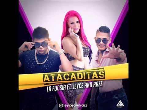 "Atacaditas - Zully ""la Fucsia"" Feat Jeyce And Razz (Oficial Cover Audio)"