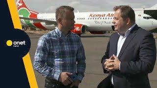 Jarosław Kuźniar i Sebastian Mikosz o Kenya Airways | #OnetRANO