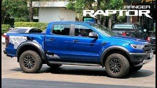 รวมภาพ SpyShot : Ford Ranger Raptor วิ่งทดสอบในไทย!   MZ Crazy Cars