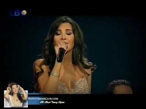 Nancy Ajram Oul Tani Keda LG Concert 2007