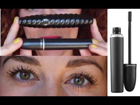 5e3e7f8ae7e quick review: SUPER FIGO mascara mac