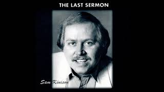 Sam Kinison – The Last Sermon
