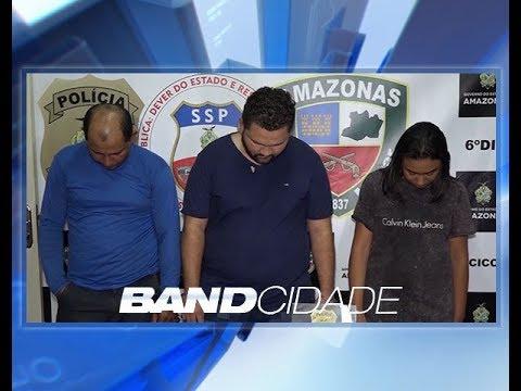 Trio é preso por aplicar golpe de venda falsa de carro na internet