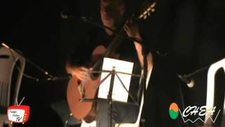 "Gambar cover ""Libertango"" - Guitarrista Enrique Gule en concierto - Fuego Fatuo TV"