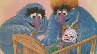 A Baby Sister For Herry (Sesame Street Audiobook)
