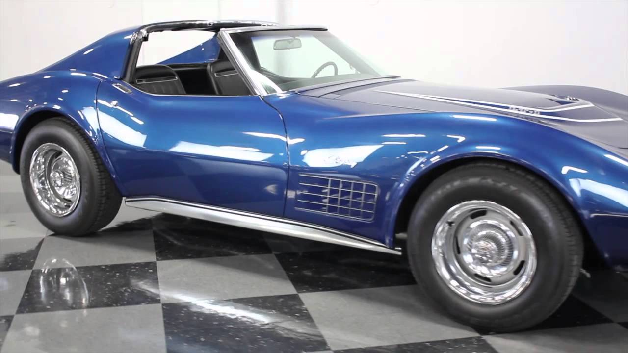Corvette Z06 For Sale >> 563 DFW 1970 Chevy Corvette LT1 - YouTube
