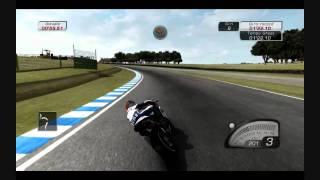 SBK X Gameplay PC Phillip Island Simulazione Completa