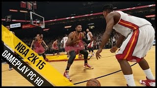 NBA 2K15 Gameplay (PC HD)
