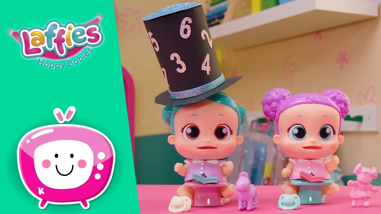 El sombrero MAGICO 🎩✨ LAFFIES 👶💞 Happy Babies 😄 Nuevo Episodio 🌈 Vídeos para niños en ESPAÑOL