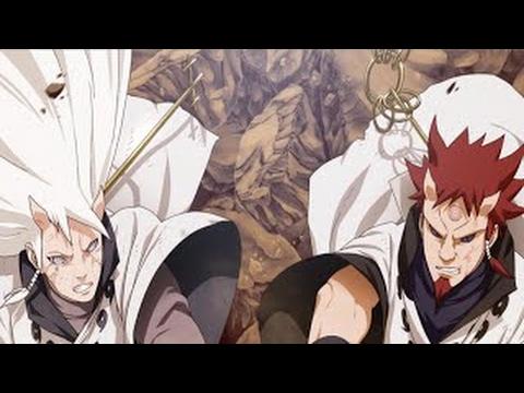 Kaguya Otsutsuki & The Sage Of Sixth Paths Brother Theory   ナルト Naruto Shippuden