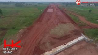 Jalan Tol Trans Sumatera LAMPUNG (UPDATE JULI)