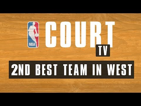 Who Is The Second-Best Team In The West? | NBA Court | The Ringer