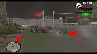 Secret RACING CAR in GTA San Andreas-secret location Hidden Place (Cj Madd Carl) #RAJPOOTGAMER