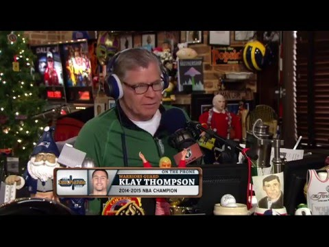 Klay Thompson on The Dan Patrick Show (Full Interview) 12/10/15