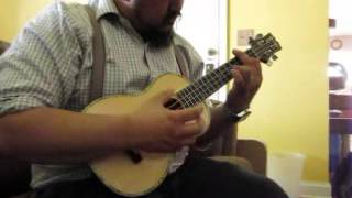 Rock of Ages (hymn) ukulele