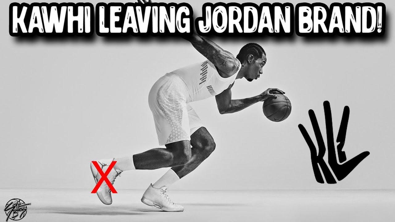 kawhi leonard leaves jordan