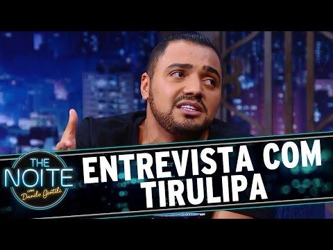 The Noite (28/07/16) - Entrevista com Tirulipa