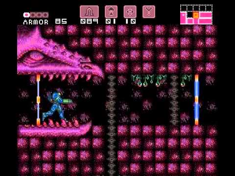 Super Metroid Legend Of The Beast 100% TAS in 00:11 (21:26 Real Time)