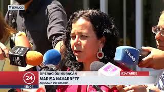 Operación Huracán: Tribunal se declara competente