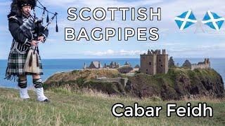 ♫ Scottish Bagpipes - Cabar Feidh ♫