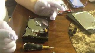 DIY: How to repair a damaged hard drive