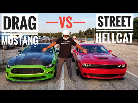 drag-built-10-speed-mustang-gets-walked-by-a-hellcat-street-car