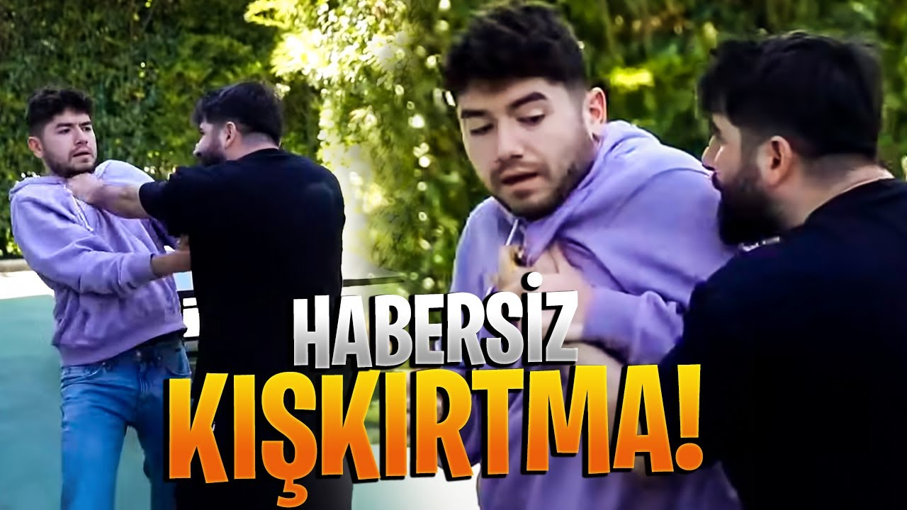 Download HABERSİZ KIŞKIRTMA! / BİLAL HANCI