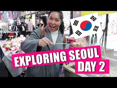 EXPLORING KOREA - HANBOK, STREETFOOD AND MORE! (Dec. 17, 2019) - Saytioco