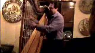 Francisco Yglesia plays Pajaro Campana on the Paraguayan Harp