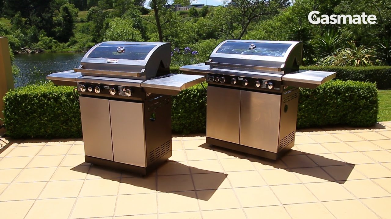 Gasmate Voyager Portable Gas Bbq Review gasmate matrix bbq series