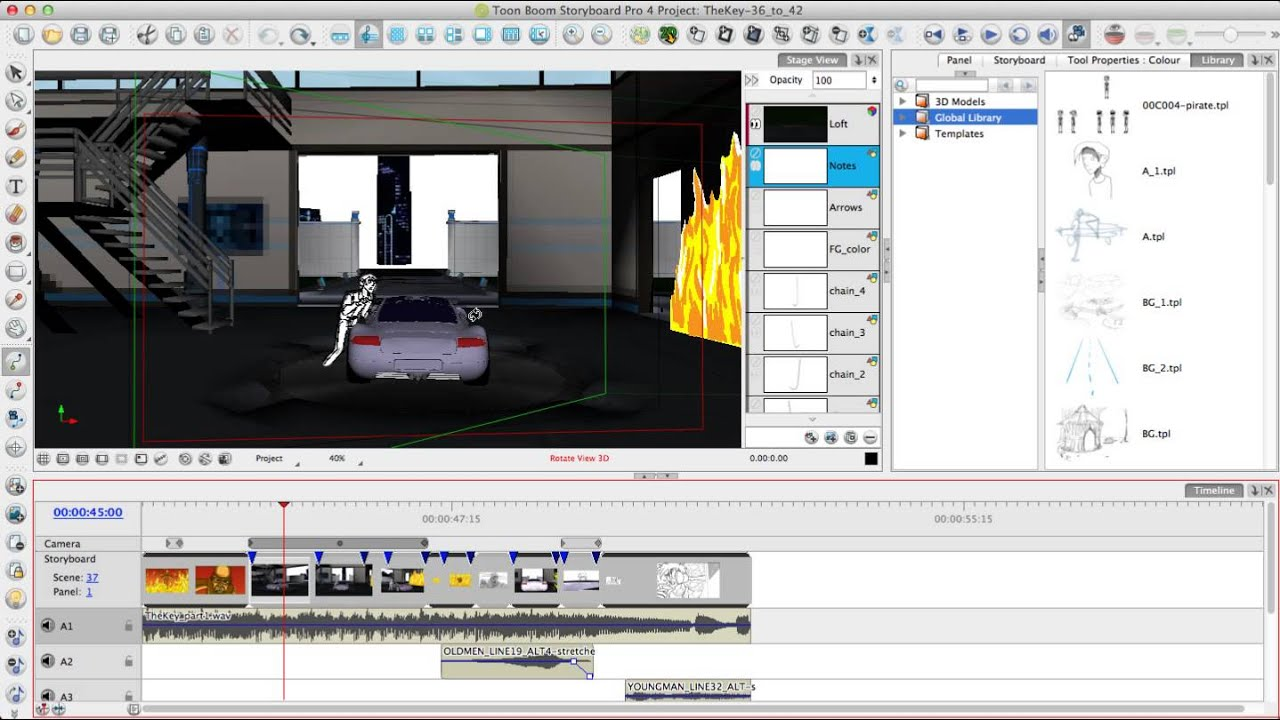 An Overview of Previsualization (Previz) Software and Methods