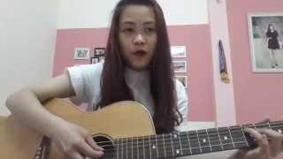 Y.Ê.U - Min(st.319) Cover Guitar - Quyên Hally