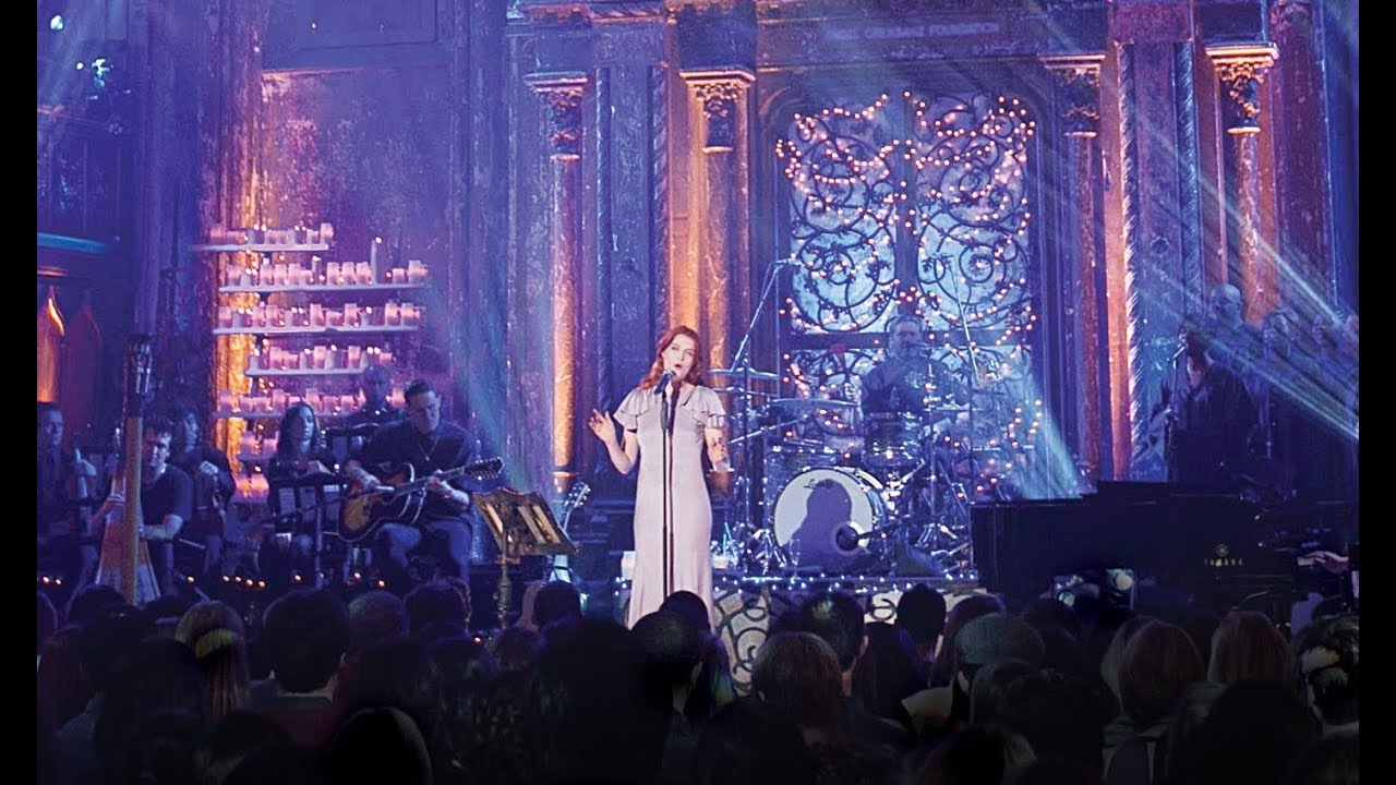 Cosmic Love Florence The Machine Mtv Unplugged Youtube