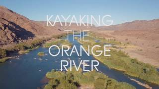 Kayaking the Orange River