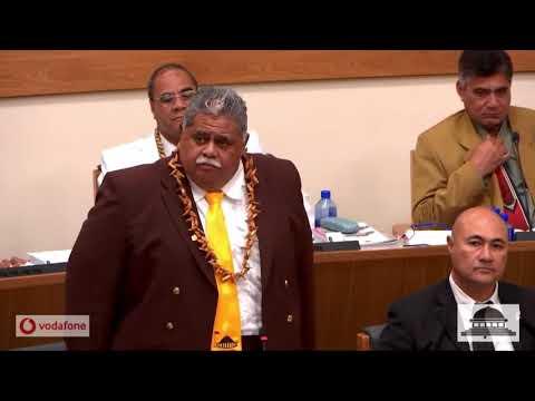 Parliament of Samoa pt.7 (22 SEP 2021)