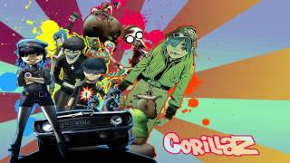 Best Gorillaz Songs Compilation [2016]