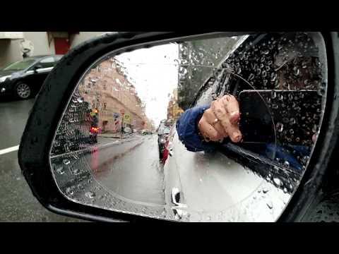 Наклейки на зеркала заднего вида автомобиля РАБОТАЮТ ?  (на примере Hyundai Creta) КРЕТА