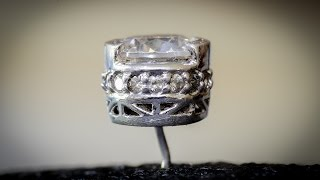 metal detecting diva digs up a humongous diamond earring in bc canada by louie molnar