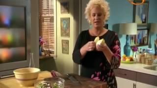 Салат с козьим сыром и Морской Язык