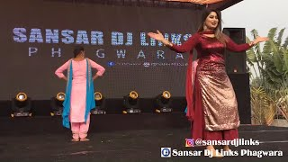 Surname | Rajvir Jawanda | Gold Wargi | Jenny Johal | Sansar Dj Links | Top Punjabi Dancer On Stage