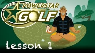 Powerstar Golf Xbox One Playing Lessons #1