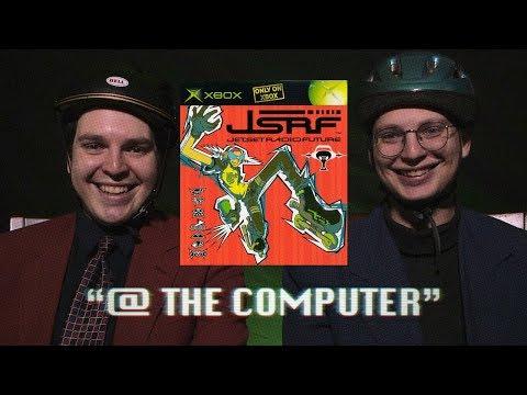 Jet Set Radio Future @ The Computer